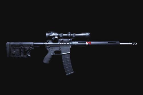 3-Gun AR offset 407C