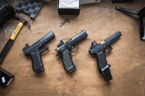 POD pistols
